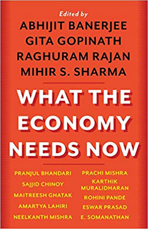 As the 2019 elections were approaching, economists Abhijit Banerjee and Raghuram Rajan thought that politicians looking for votes might be receptive to sensible policy ideas. So they roped in other economists last October and sought views, which are now published as a book
