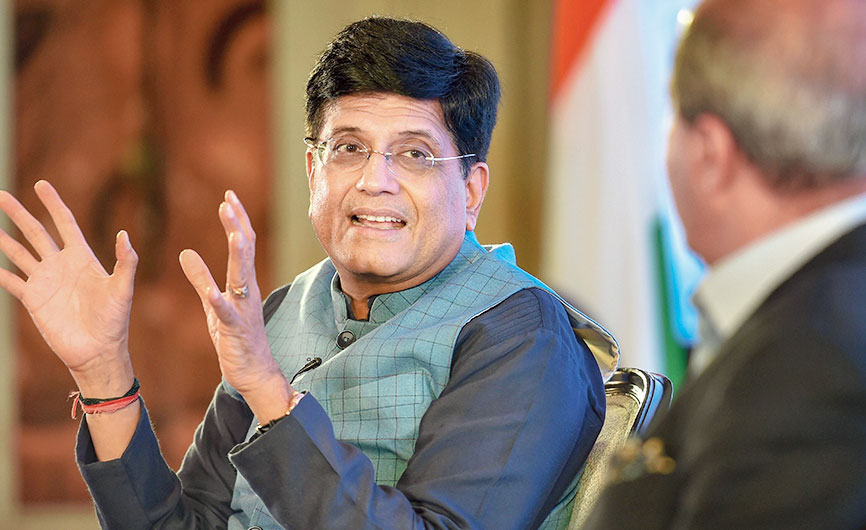 Goyal seemed to suggest that the other RCEP partners, notably China, had not agreed on such a safeguards mechanism