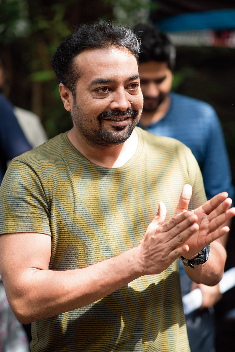 If I put my politics into a film, it becomes propaganda. If I have to take a stand, I have other platforms to do so: Anurag Kashyap