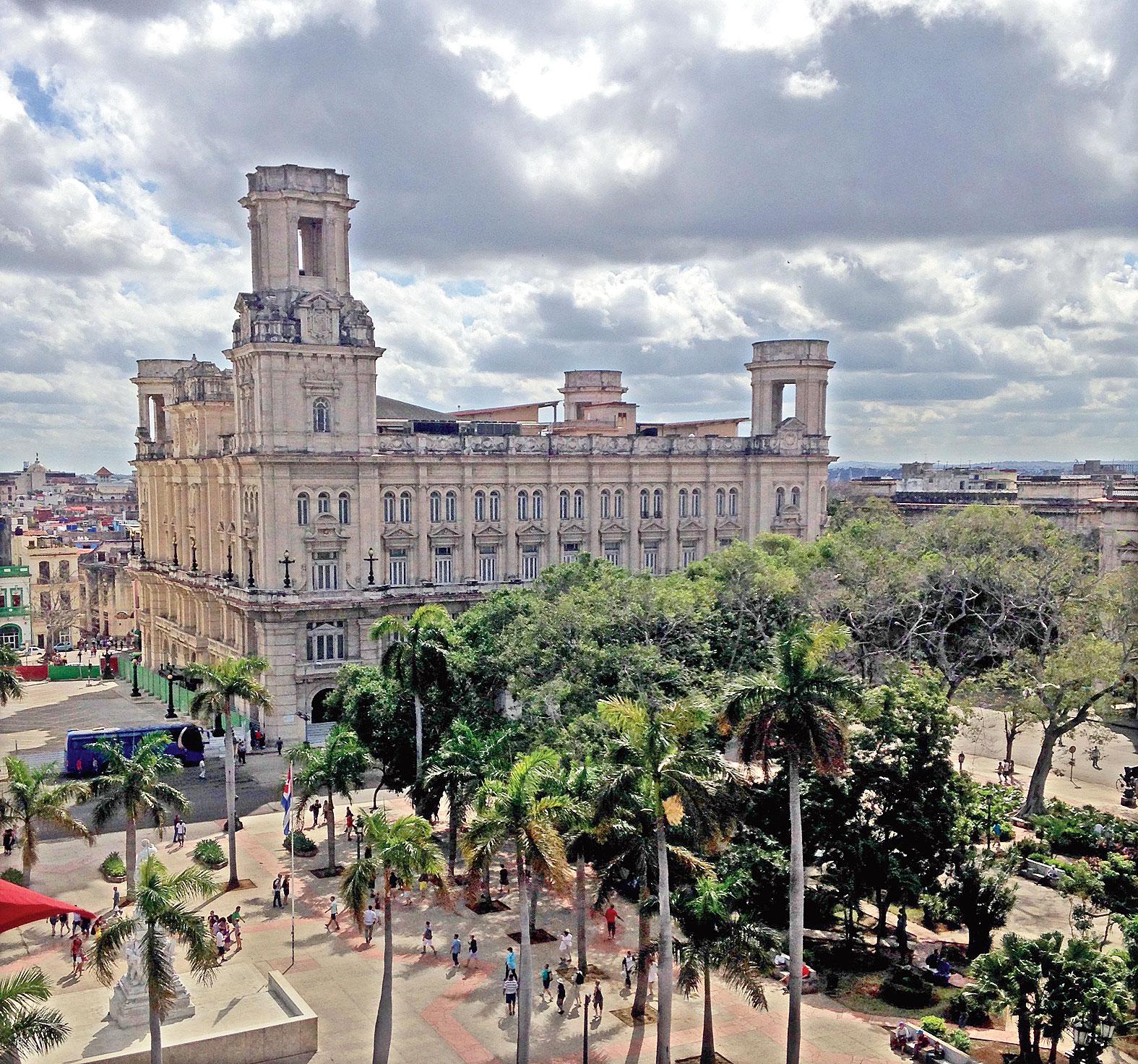 National Museum of Fine Arts in Havana