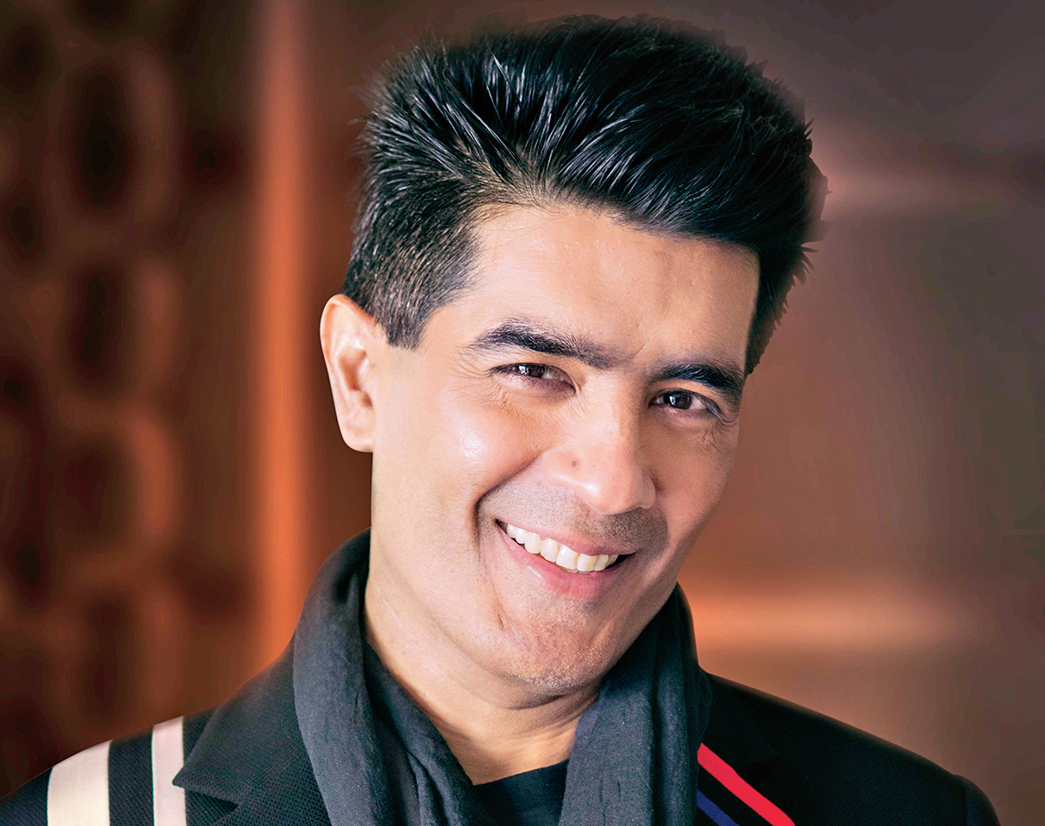 Manish Malhotra's new range includes eye-shadows, lipsticks, nail colours, blushes and highlighters