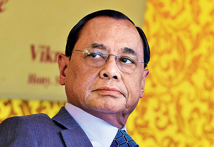 Charges against CJI Ranjan Gogoi go to 3 judges