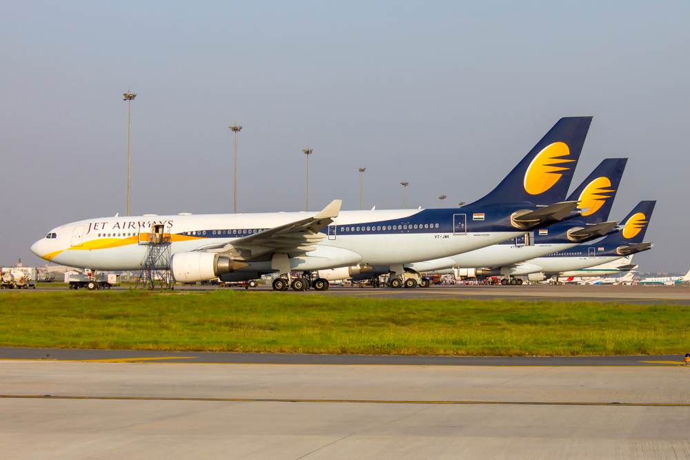 Jet Airways owes more than Rs 8,000 crore to banks, and thousands of crores more in arrears to vendors, lessors and employees