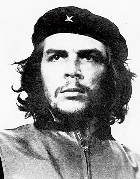 Marxist revolutionary Che Guevara