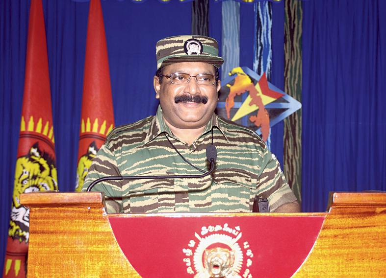 Velupillai Prabhakaran, the slain LTTE chief