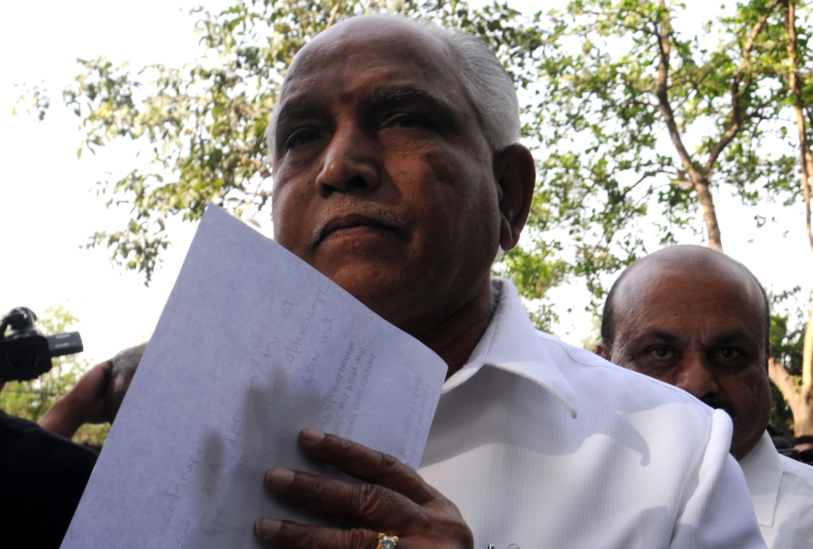 Volcano waiting to erupt in Cong-JD(S) alliance in Karnataka: Yeddyurappa