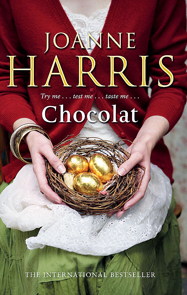'A lot of my readers tell me that when they read Chocolat, they wanted to eat or they could taste what they were reading and even in other books, they could almost sense the space I was going for. And this is what I am going for and I am happy when people tell me that it has worked for them'