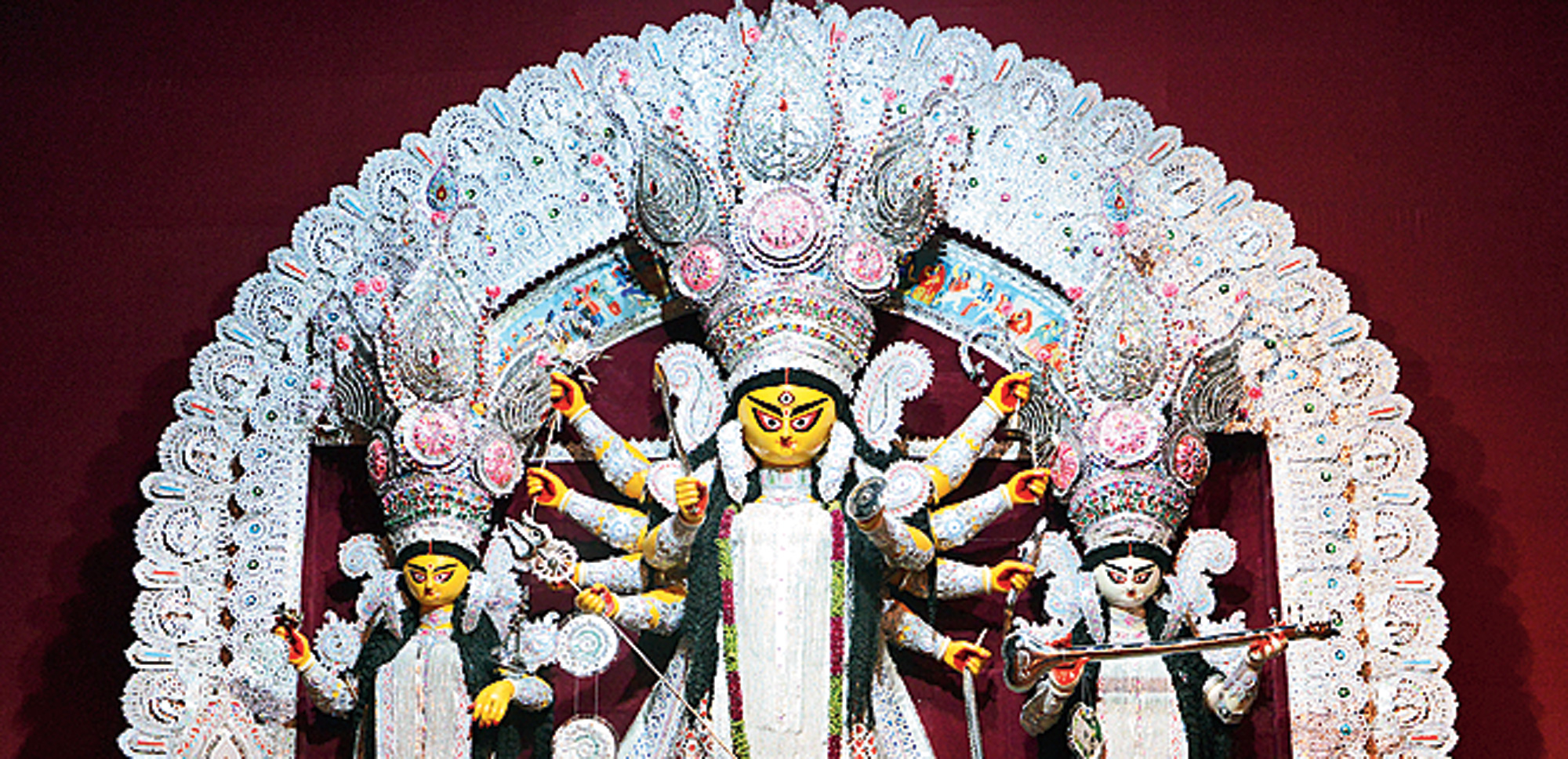 India has nominated Durga Puja for Unesco's list of cultural institutions that are in need of protection