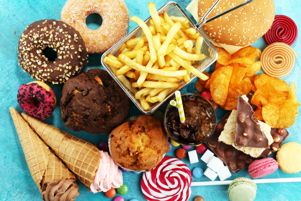 can high fat diet cause inflammation