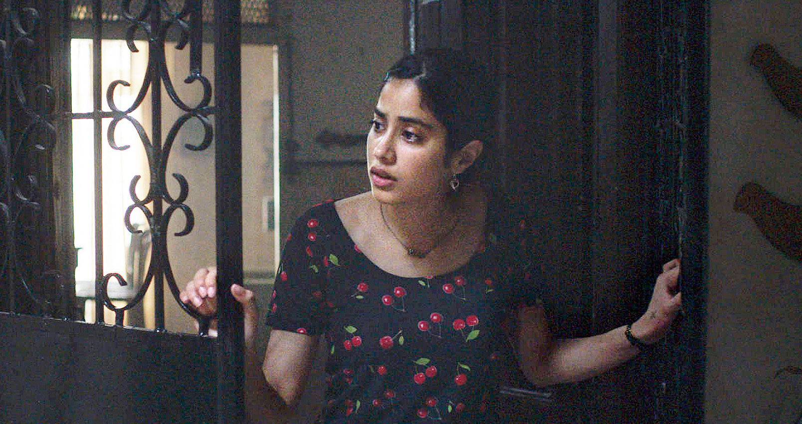 Janhvi Kapoor in Zoya Akhtar's segment in Ghost Stories, now streaming on Netflix