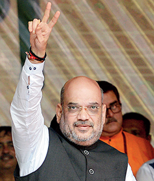 Amit Shah says the BJP will rule for 50 years