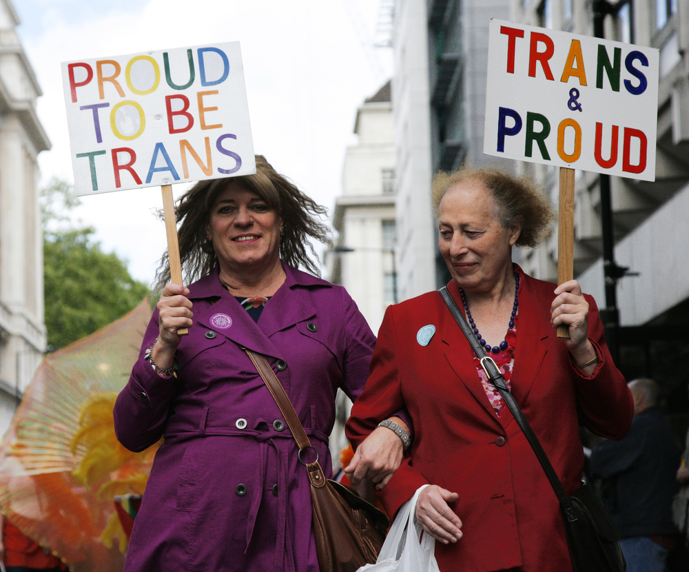 Being trans will no more be considered to be a mental illness per WHO. Image used for representational purpose.