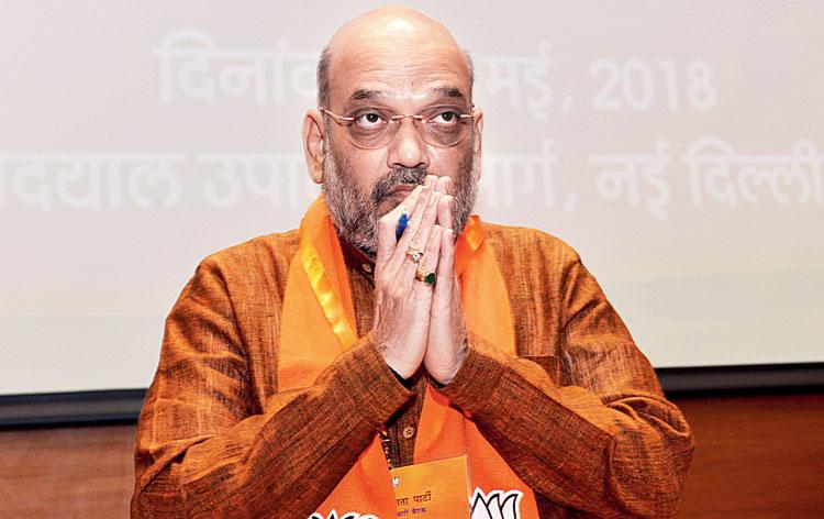Amit Shah: Pure focus
