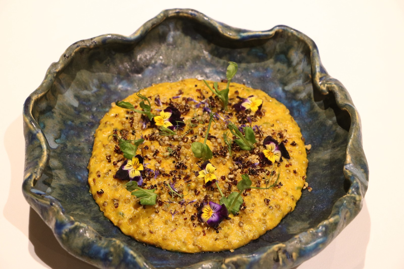 Quinoa, Oats and Millets Khichdi