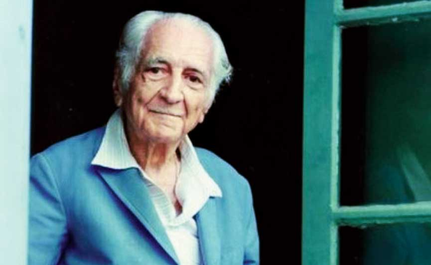 Gilberto Freyre is a major cultural figure in Brazil.