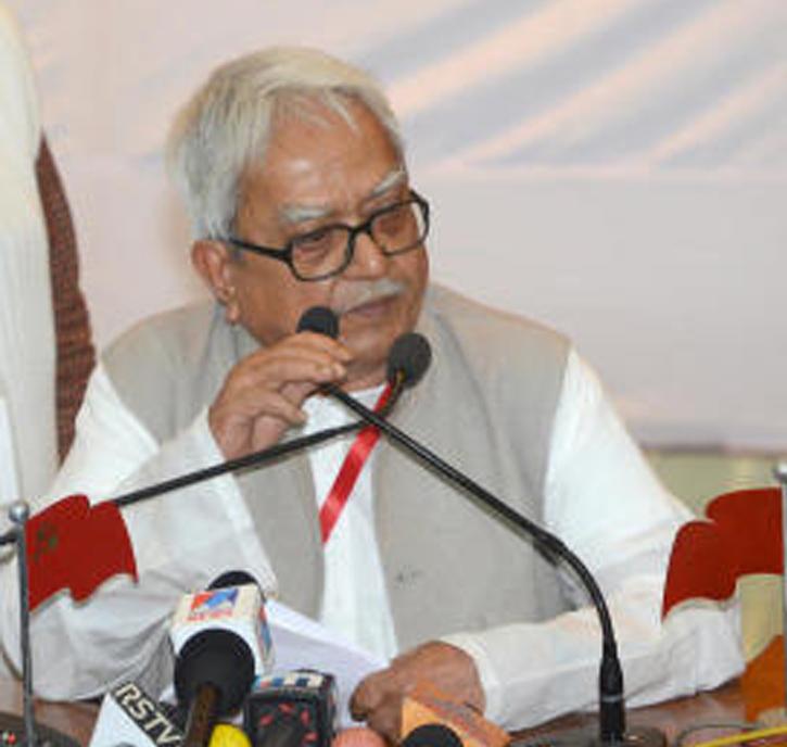 In Bengal, Left unwraps 'partial' list
