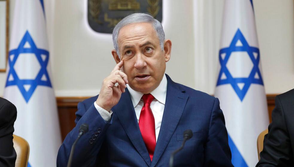 Netanyahu's 'bride-like' rush to visit India