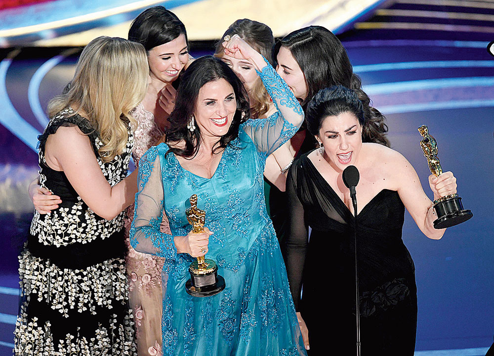 Oscar win will hopefully help dismantle menstruation taboos