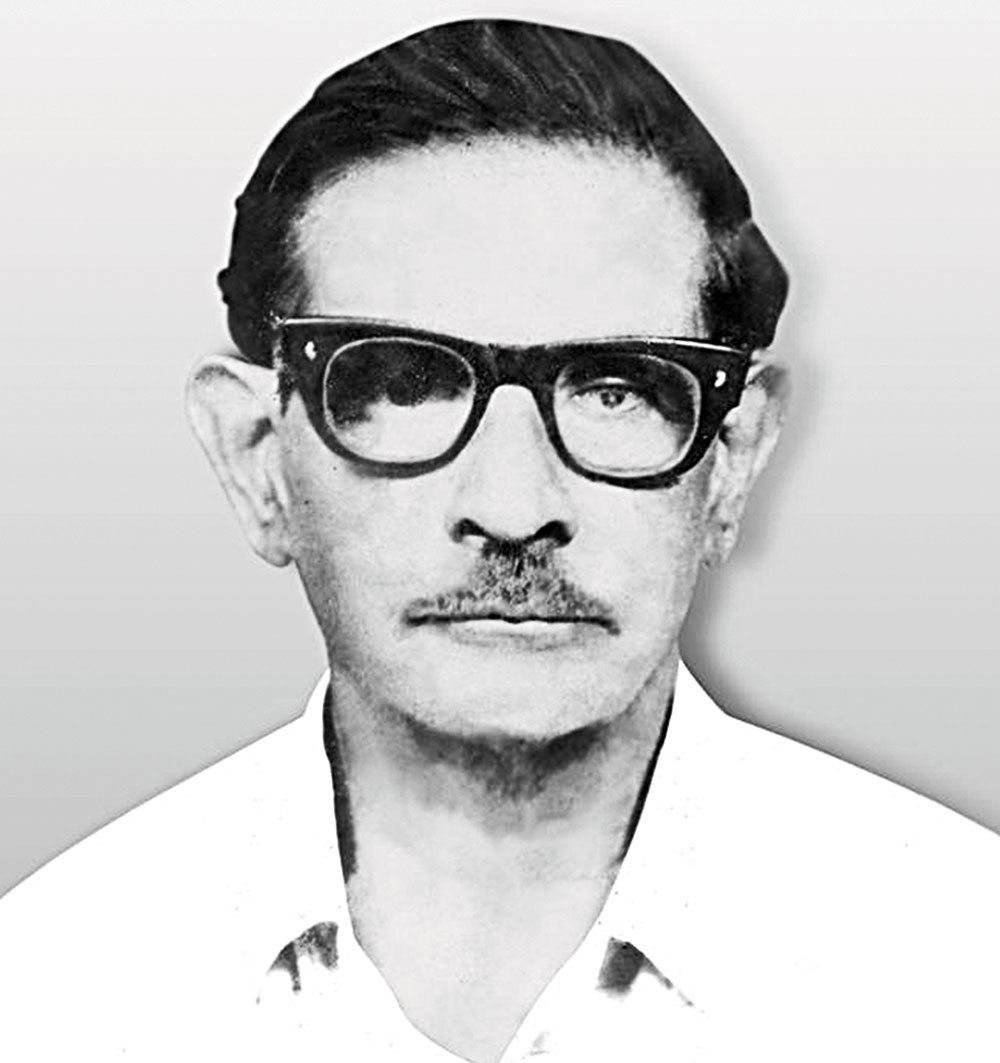 Lt Col Dr Benoy Kumar Nandy