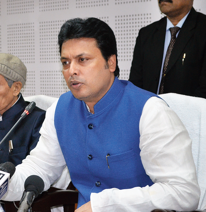 6 months to settle Brus in Tripura