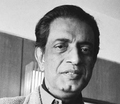 Satyajit Ray in New York
