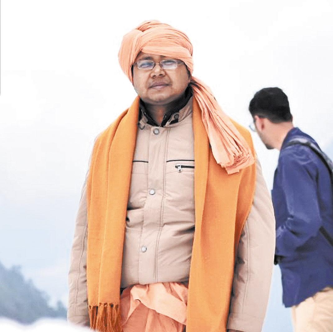 Swami Jyotirmoyananda