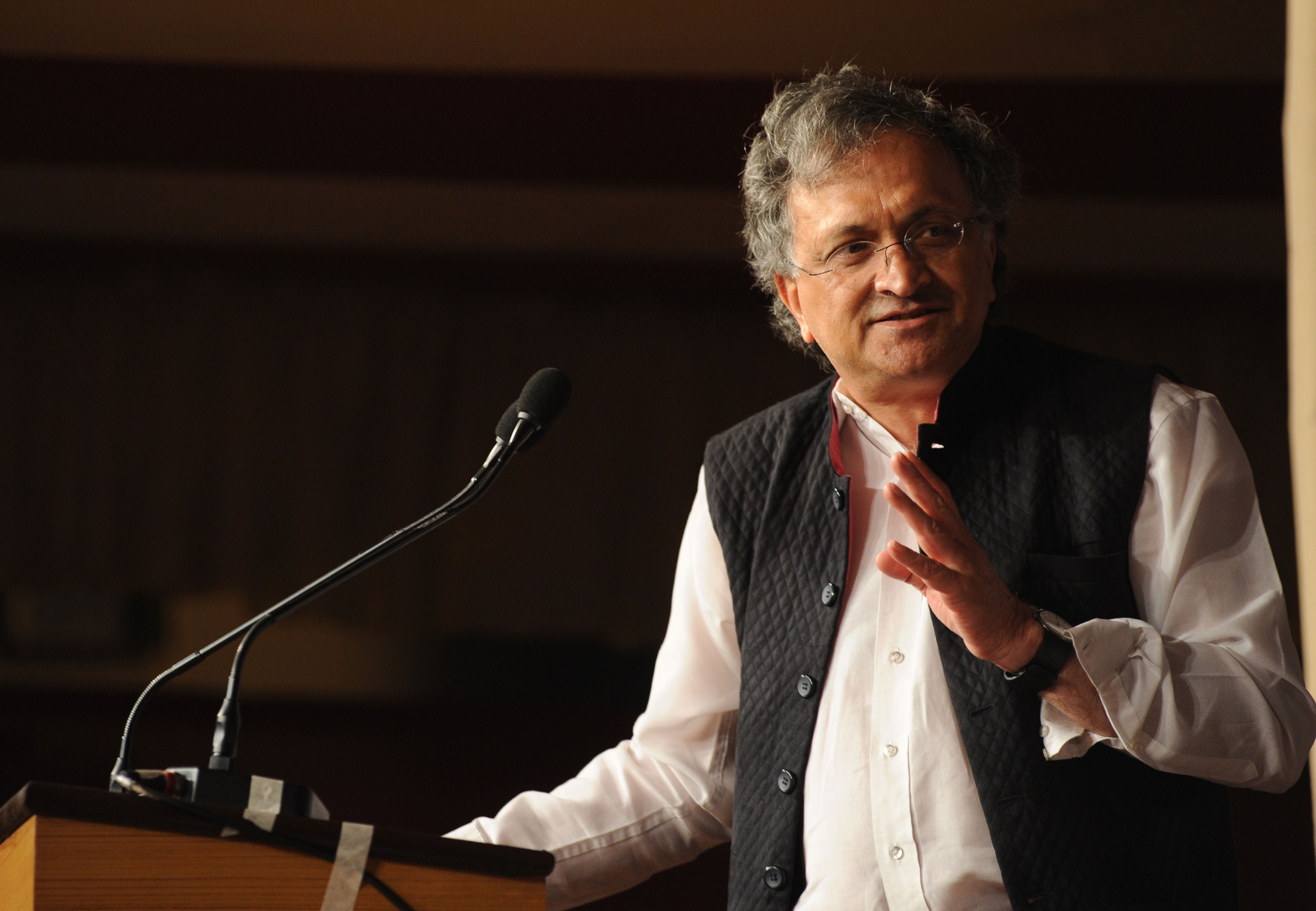 Ramachandra Guha, one of the signatories