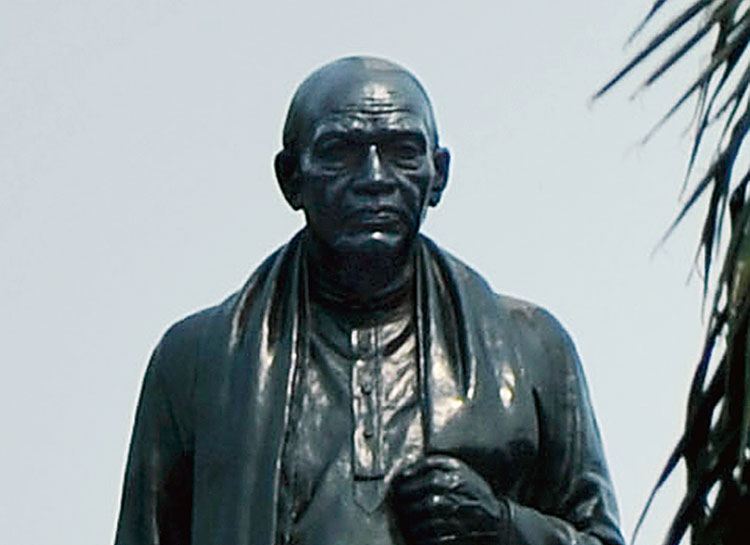 Vallabhbhai Patel's statue at Patel Chowk in New Delhi. Cabinet ministers, governors, chief ministers, chiefs of paramilitary forces have been making a beeline for Room 104 ever since Shah took charge of the home ministry