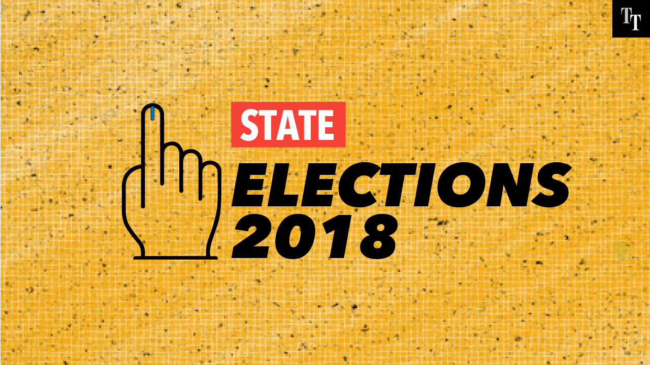 Assembly elections: The numbers in the 5-state semifinal