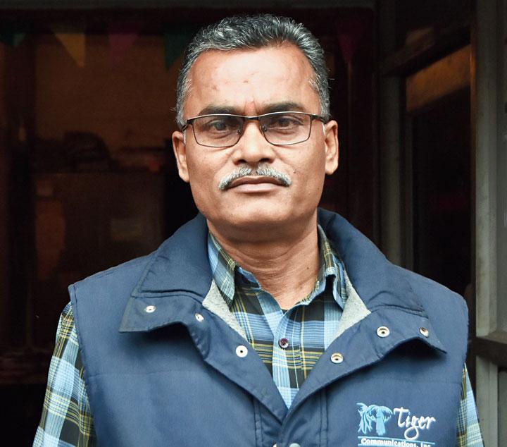 Suresh Prasad, 57, BSNL employee