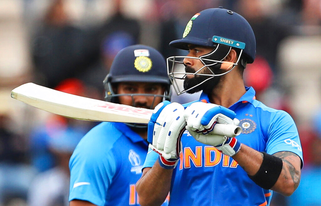 ICC Cricket World Cup 2019: Twitter erupts after India demolish South Africa