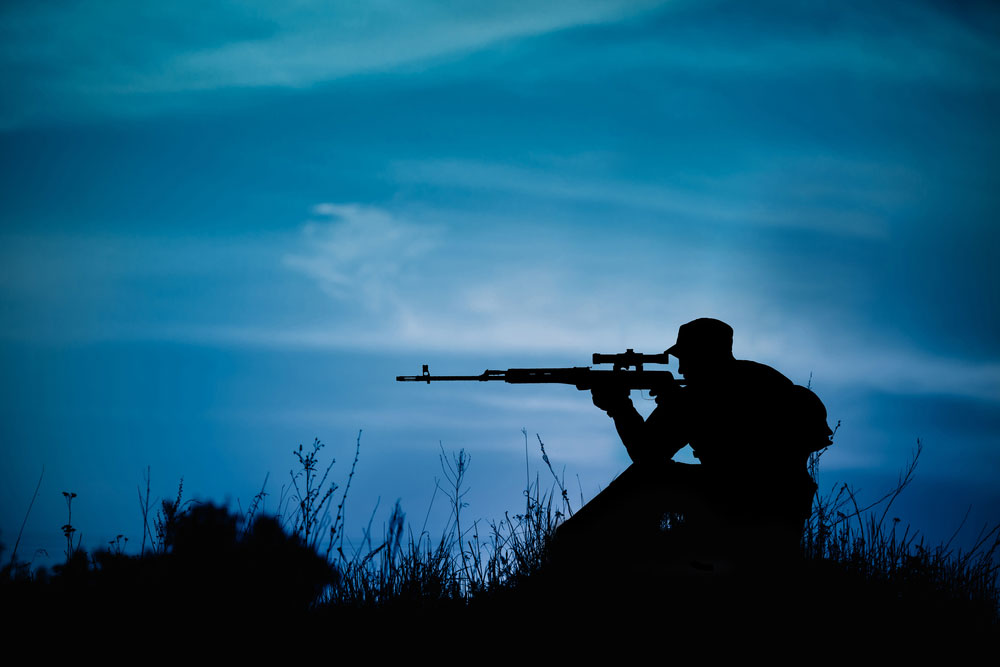 Pakistan is increasingly using snipers on the borders and inside the Valley. Three jawans had died in three sniper attacks in the Valley last month. The Jaish-e-Mohammad was behind these attacks.
