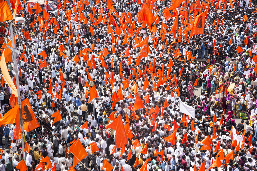 Mandal had rejected Maratha claim for quotas