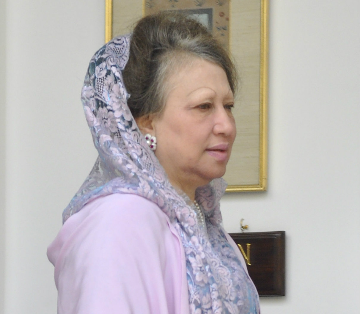 Former Bangladesh Prime Minister Khaleda Zia is currently serving jail terms in two graft cases