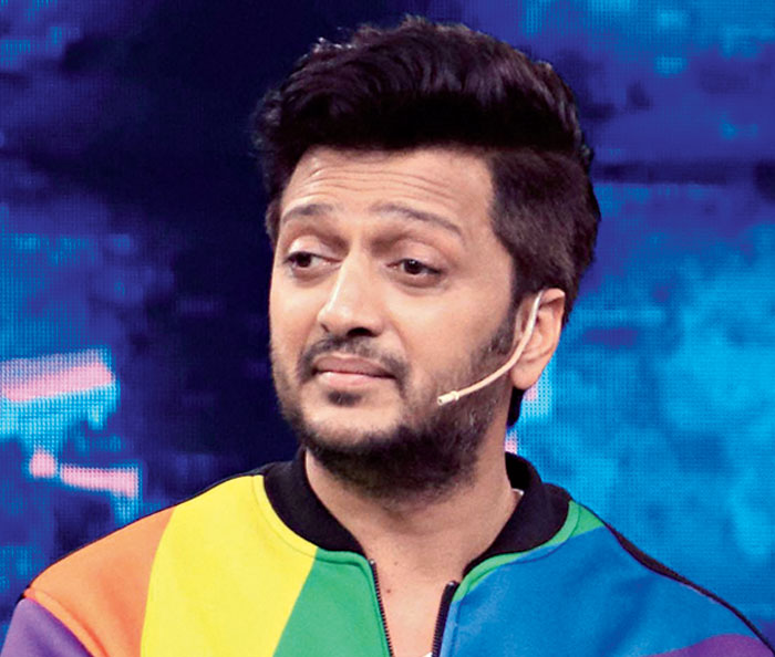 Riteish has become one of the more versatile names in the business, moving from comedy to commercial heroics in his own Marathi film Lai Bhaari (2014), and then playing a convincing serial killer in Ek Villain (2014)