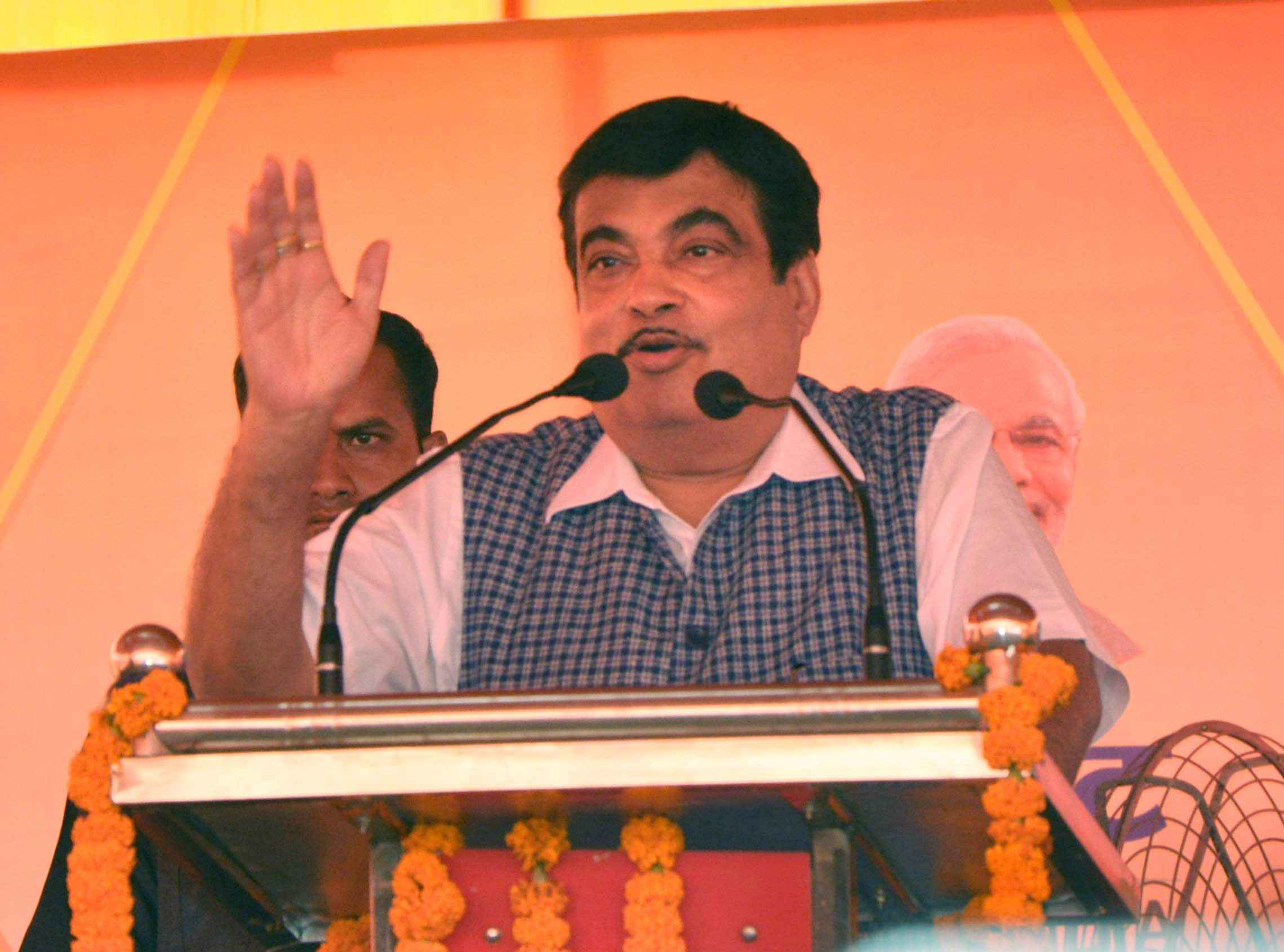Union minister Nitin Gadkari said that Devendra Fadnavis will be the chief minister of Maharashtra