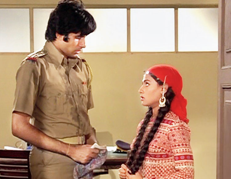 Zanjeer and unshackling of the angry young man - Telegraph India