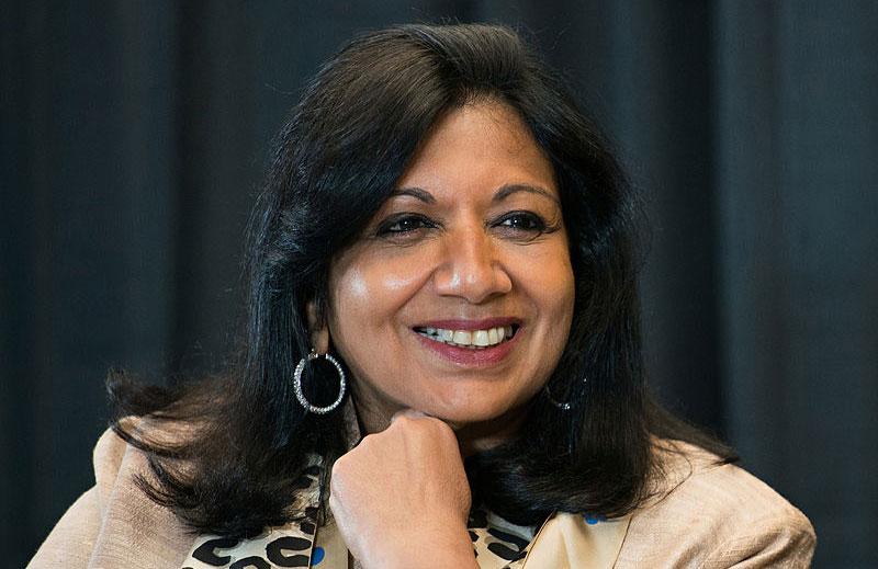 Biocon chief Kiran Mazumdar-Shaw