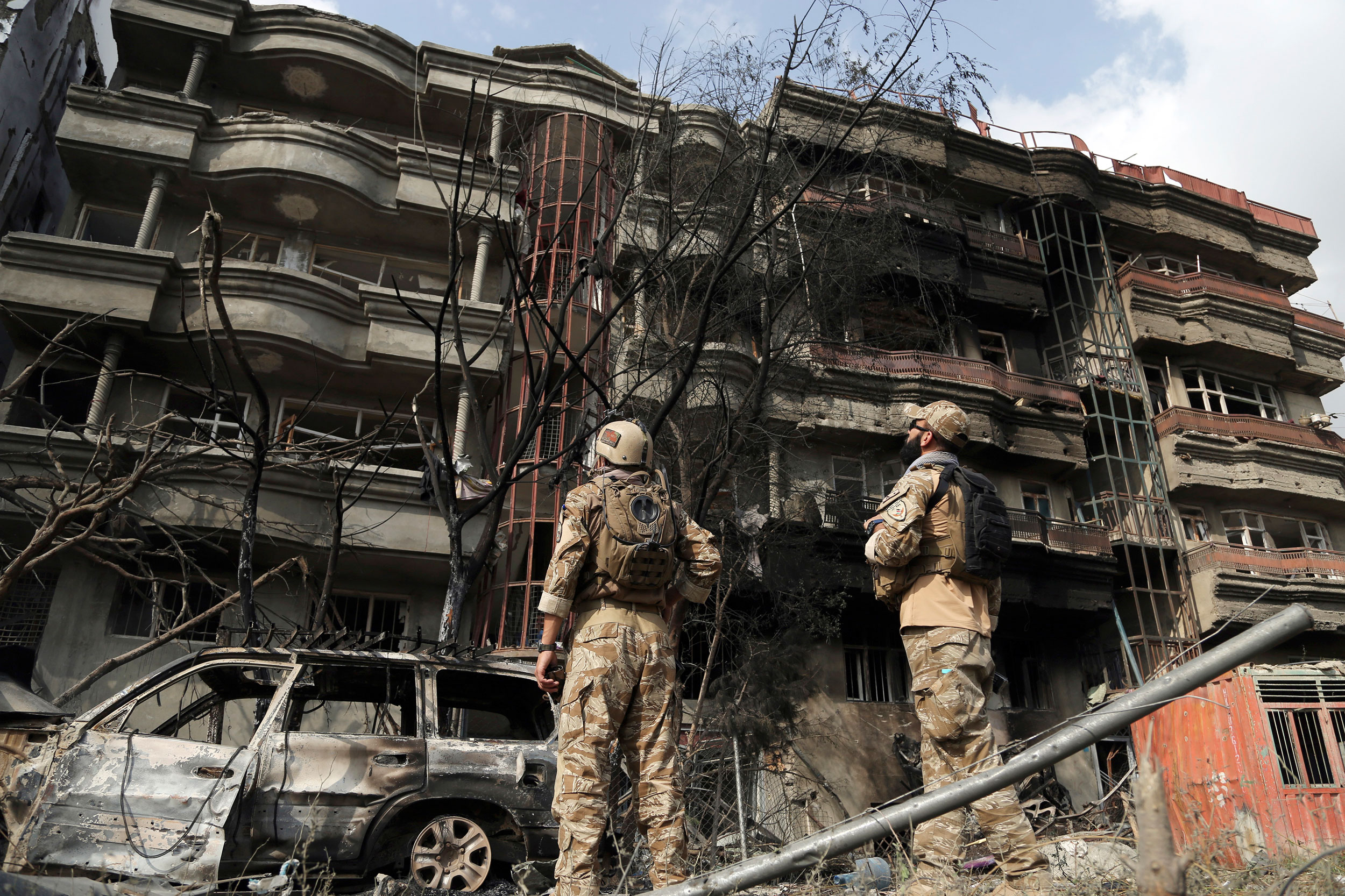 Afghan government, foreign forces 'killed most civilians'