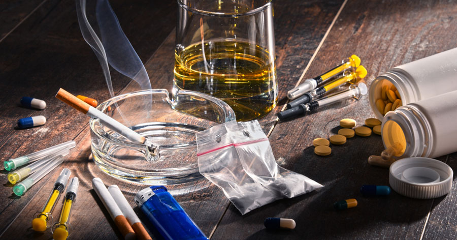 The study has defined users as those who have used substance — 9 categories, including alcohol, cannabis, opioids, cocaine, sedatives, inhalants and hallucinogens — at least once in the past 12 months.