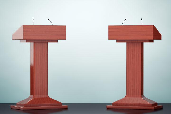 Debate in the season of unrest