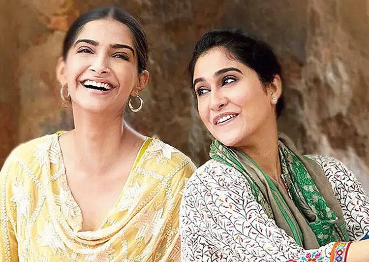 Sonam K. Ahuja and Regina Cassandra play partners in Ek Ladki Ko Dekha Toh Aisa Laga