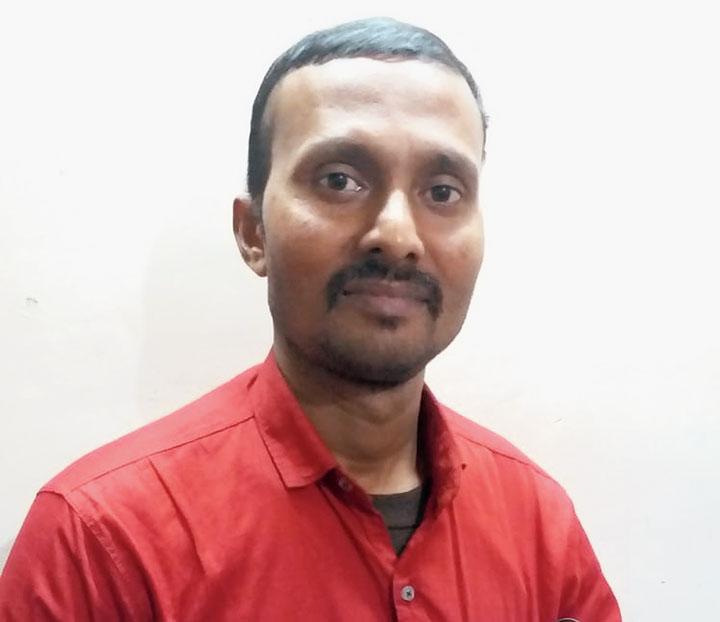 Rajiv Srivastava, 39, pharma employee