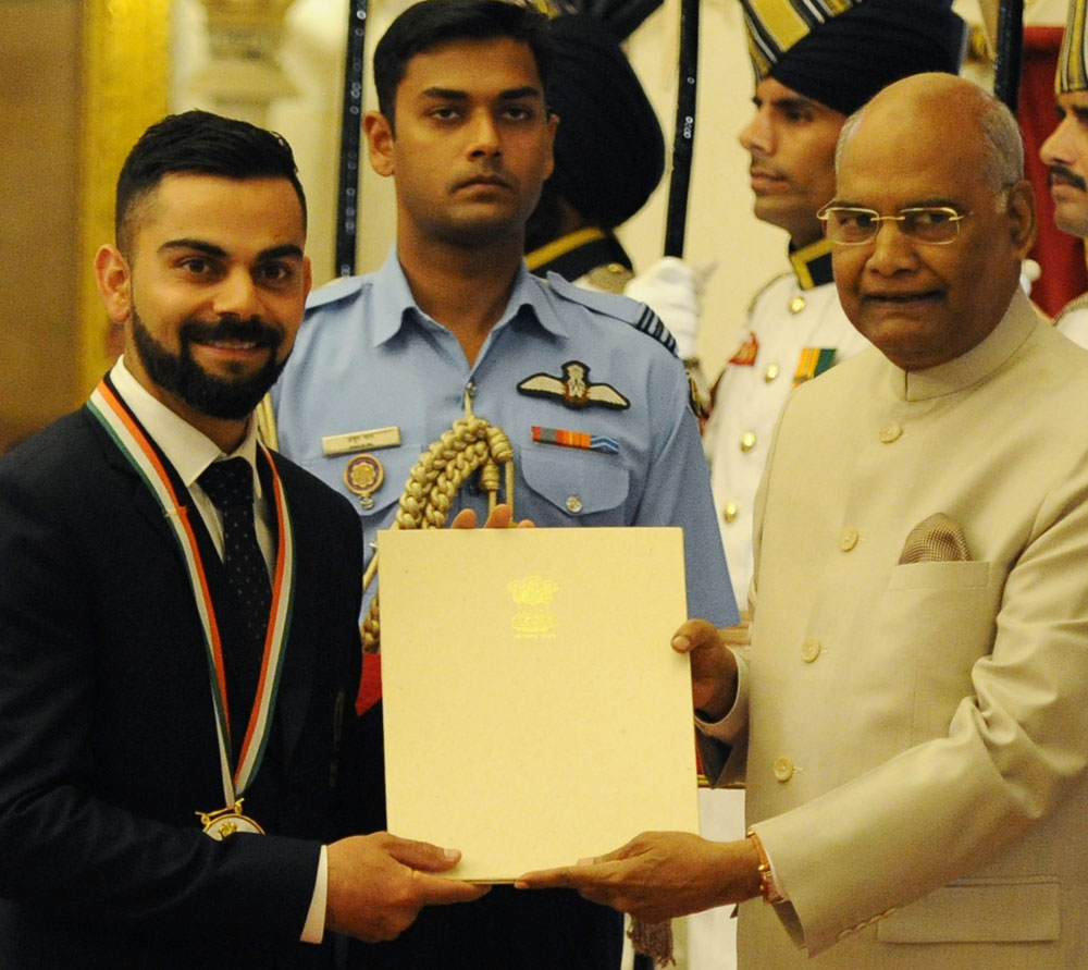 Dear Virat, freedom of choice really is a thing