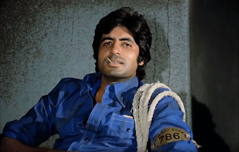 Amitabh Bachchan (in picture) arguably has never acted nor looked better in a role originally meant for Rajesh Khanna
