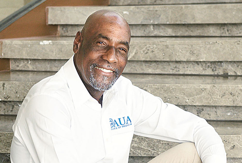 Viv Richards at JW Marriott Kolkata