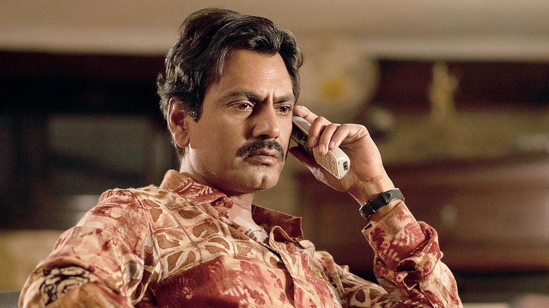 There's been a vacuum every time I have stopped playing him. It's very tough for me to shake off Gaitonde and come back to normal life…  Gaitonde has been a life-changing character for me — Nawazuddin Siddiqui