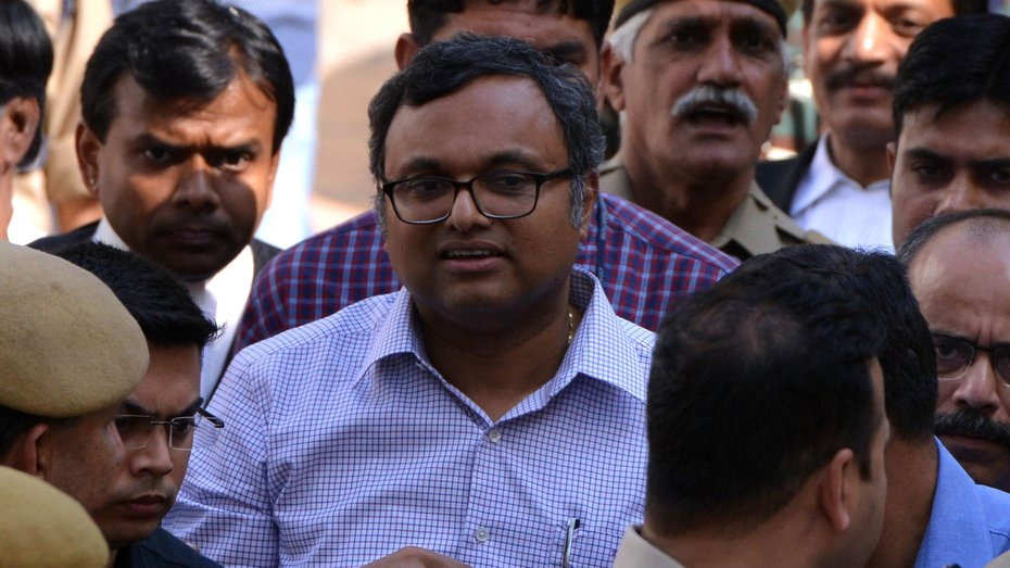 Karti Chidambaram, the Congress MP representing Sivaganga in Tamil Nadu, was summoned for a fresh round of questioning in the case