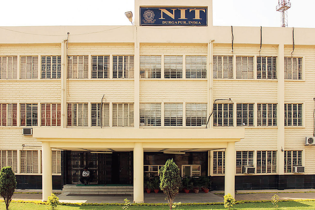 The National Institute of Technology in Durgapur.