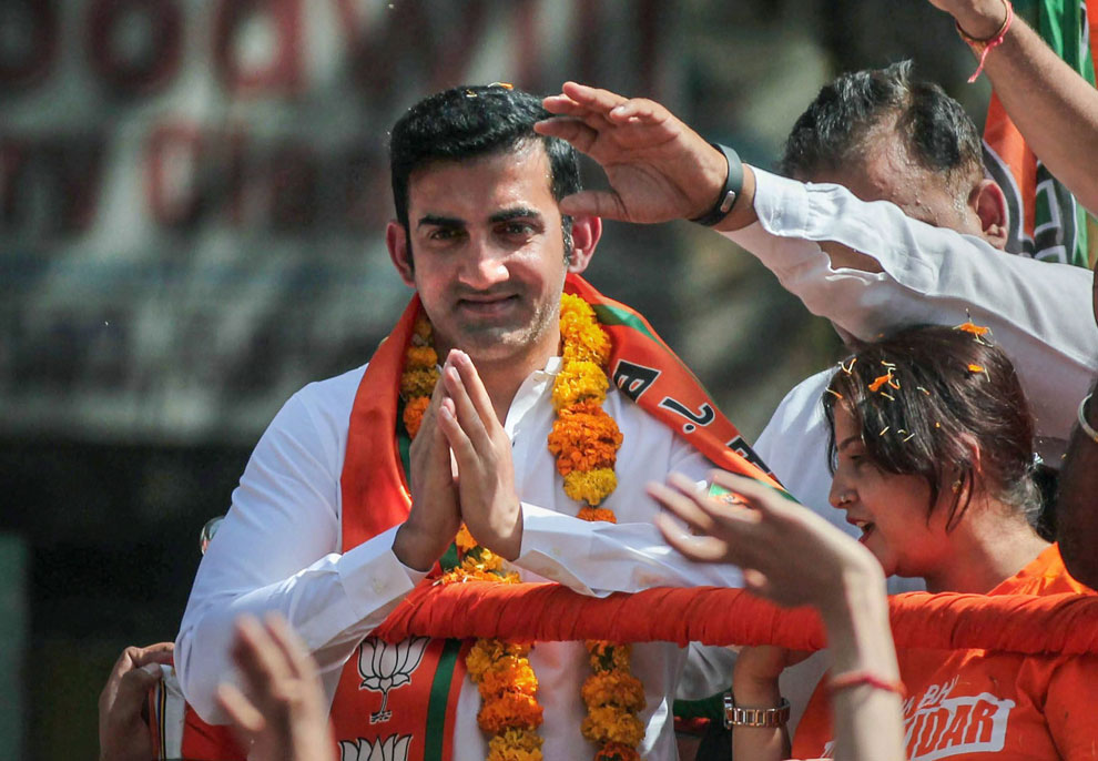Besides Gambhir and the firm, the chargesheet also includes as accused the name its other promoters Mukesh Khurana, Gautam Mehra and Babita Khurana